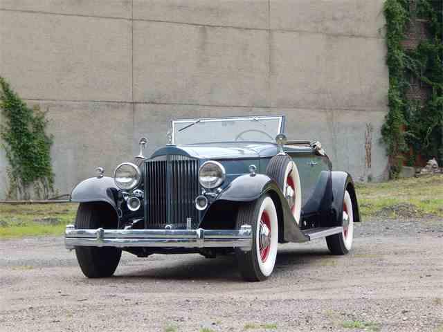 1933 Packard Twelve | 1011356