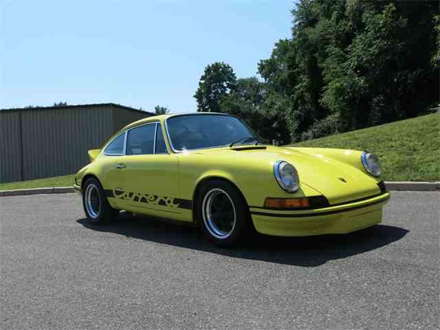 1973 Porsche RS | 1011358