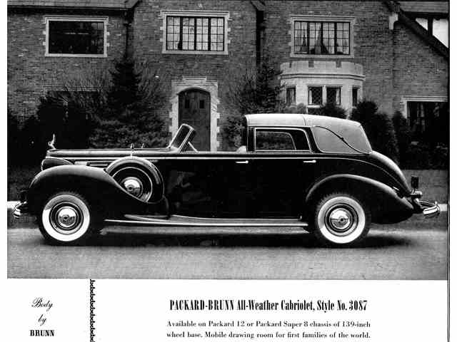 1938 Packard Twelve | 1011360