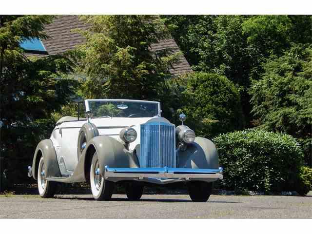 1935 Packard 1201 | 1011363