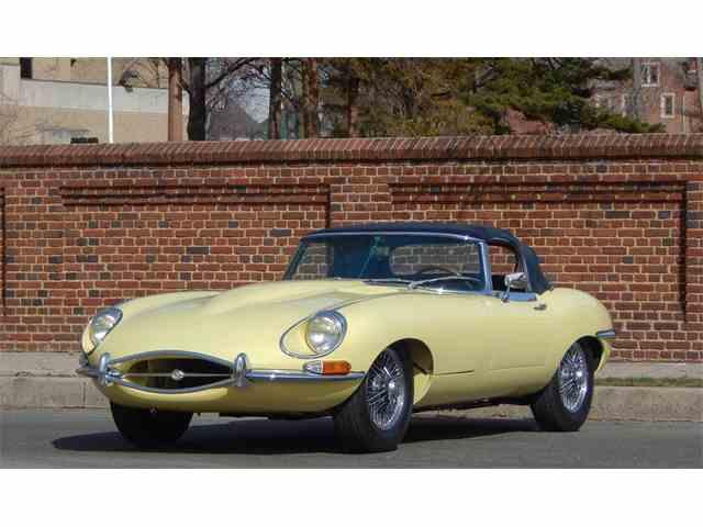 1968 Jaguar XKE | 1011366
