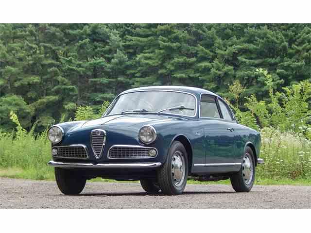 1963 Alfa Romeo Giulietta Spider | 1011370