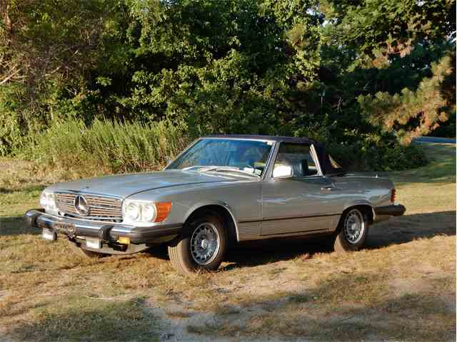 1976 Mercedes-Benz 450SL | 1011371