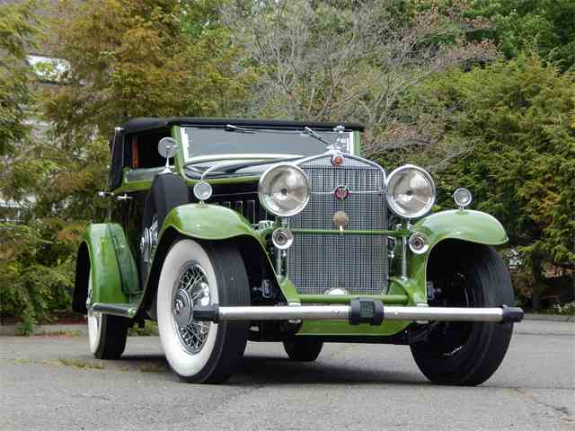 1931 Cadillac V16 | 1011378
