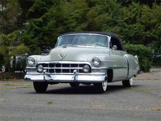 1950 Cadillac Series 62 | 1011380