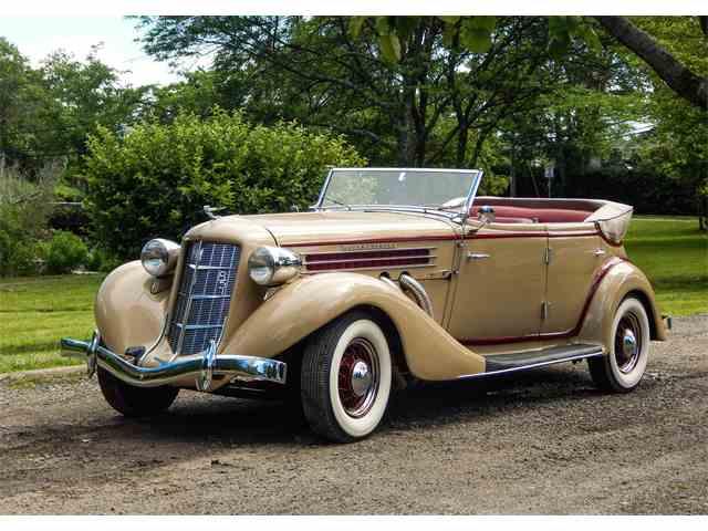 1935 Auburn 851 | 1011384