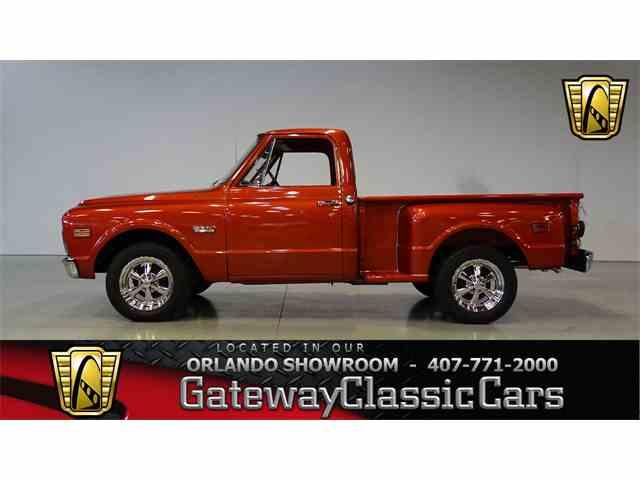 1968 GMC 1500 | 1010139