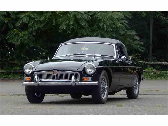 1965 MG MGB | 1011391