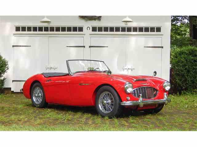1960 Austin-Healey 3000 | 1011393
