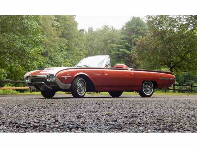 1962 Ford Thunderbird | 1011394