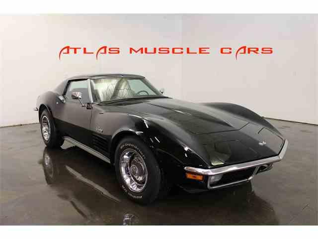 1971 Chevrolet Corvette | 1011397