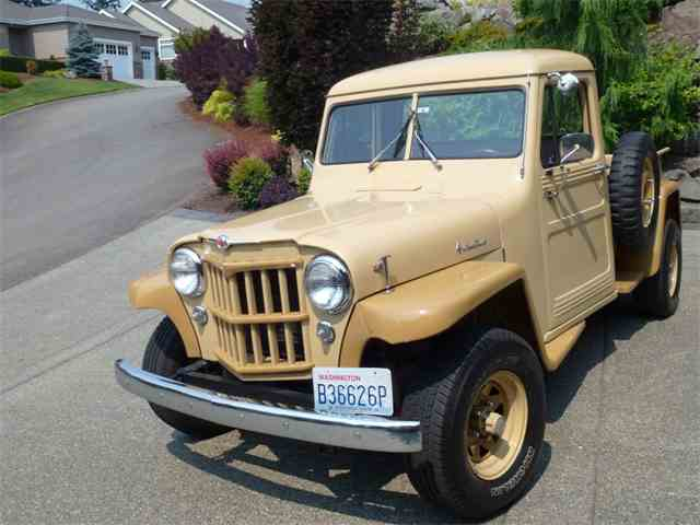 1950 Willys-Overland Pickup | 1011399