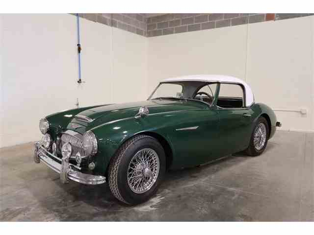 1962 Austin-Healey 3000 Mark II | 1010014