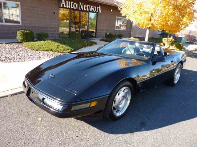 1996 Chevrolet Corvette | 1011404