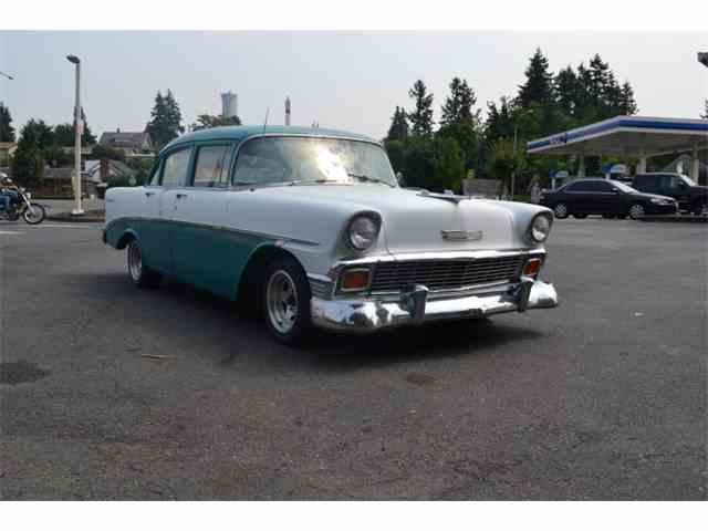 1956 Chevrolet 4-Dr Hardtop | 1011406