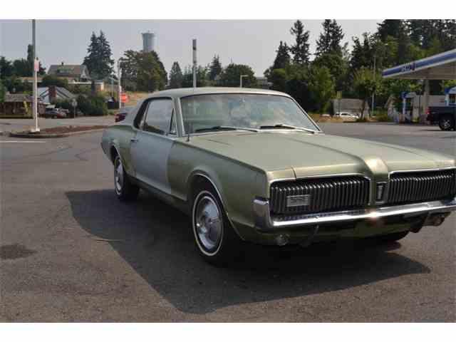 1967 Mercury Cougar   1011413