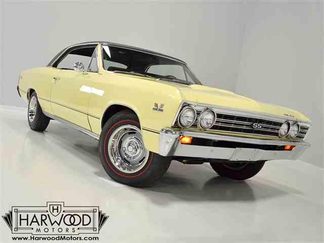 1967 Chevrolet Chevelle SS | 1011419
