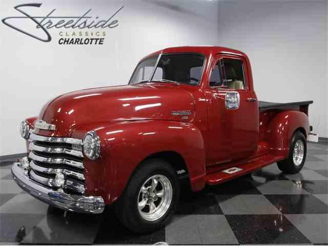 1951 Chevrolet 3100   1010142