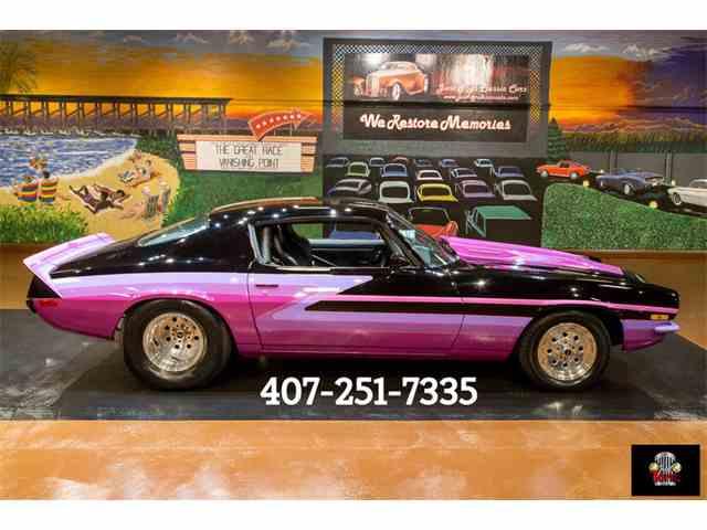1971 Chevrolet Camaro | 1011431