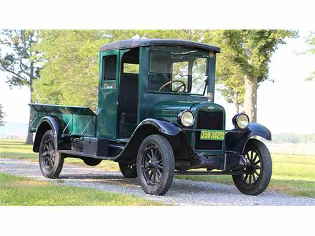 1926 Chevrolet Open Cab Pickup | 1011435