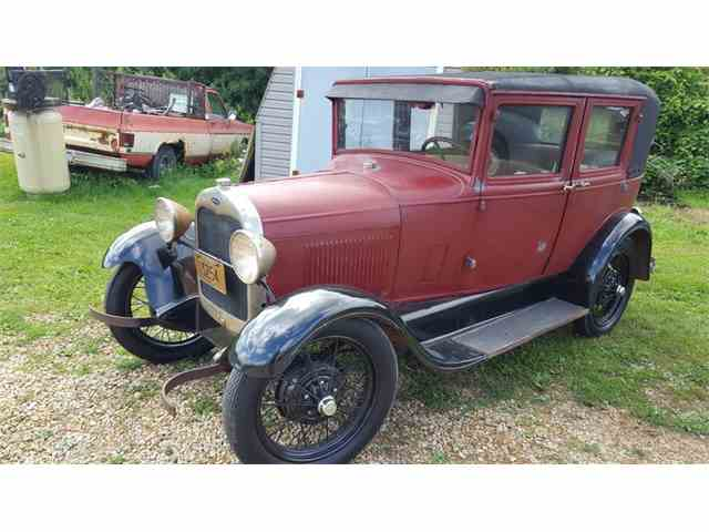 1928 Ford Model A | 1011436
