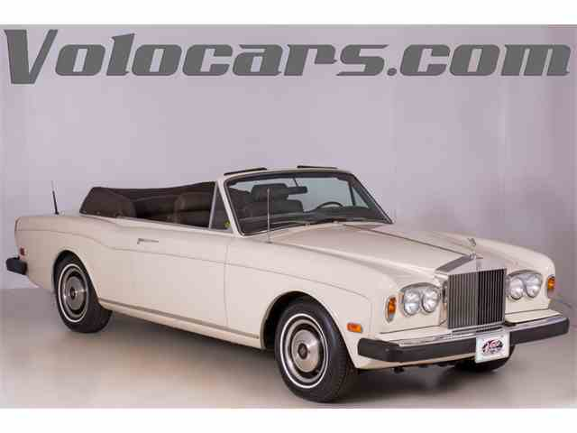 1978 Rolls-Royce Corniche | 1010144