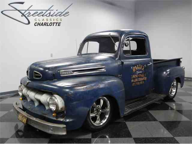 1952 Ford F1 | 1011449