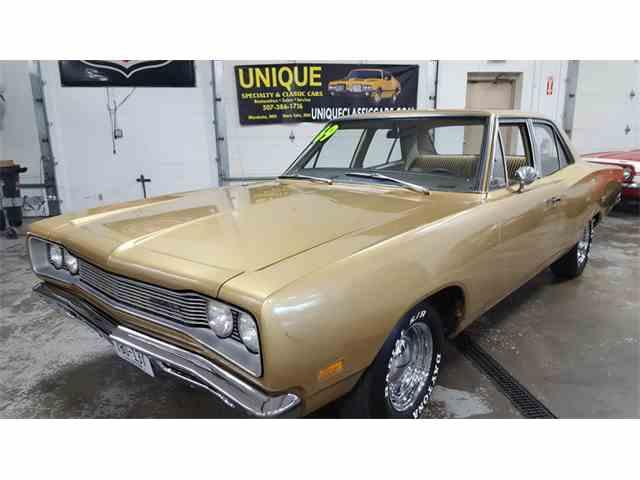 1969 Dodge Coronet   1011450