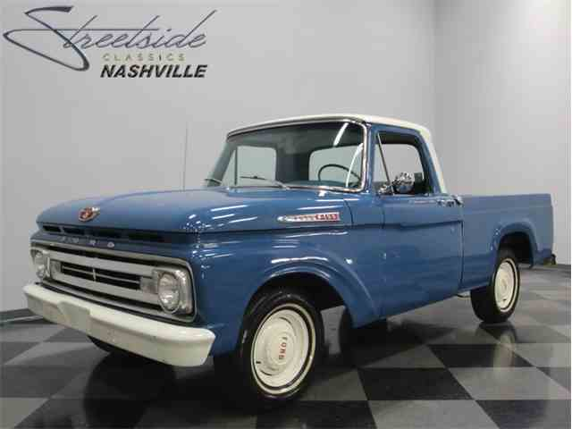 1962 Ford F100 | 1011452