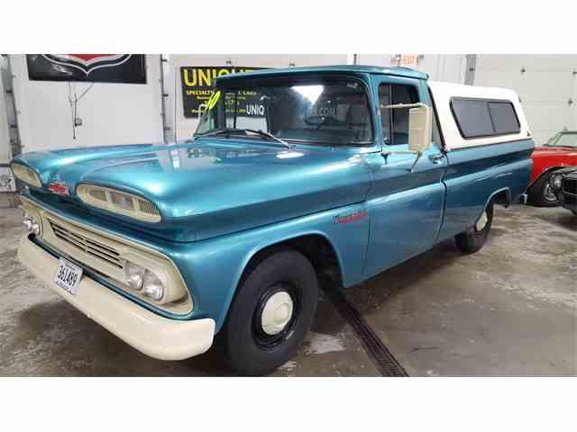 1960 Chevrolet Apache | 1011458