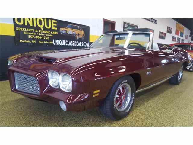 1971 Pontiac GTO | 1011464