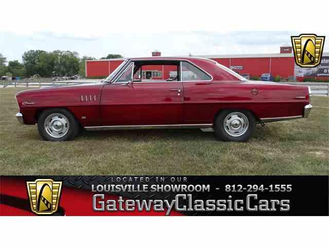 1967 Pontiac Acadian | 1011465