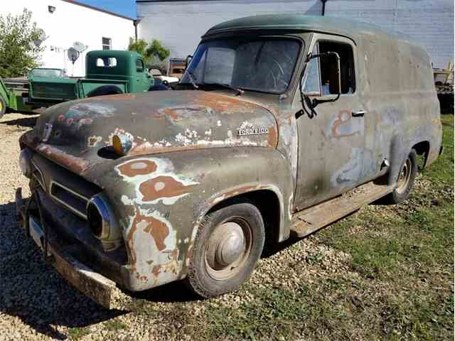 1953 Ford F100 | 1011467