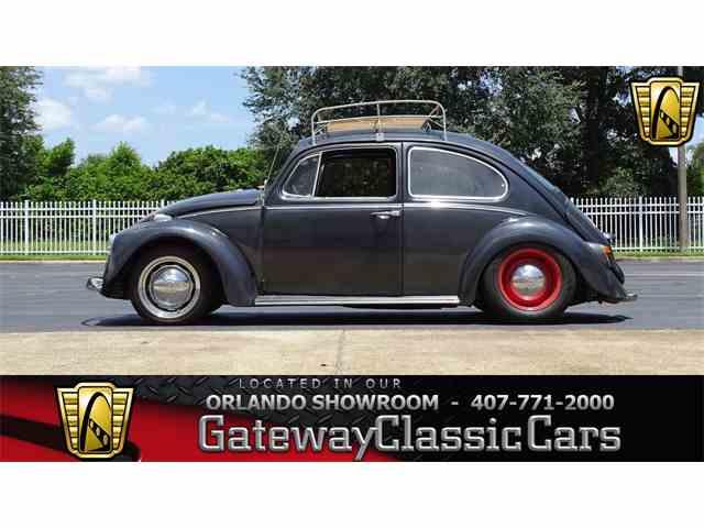 1967 Volkswagen Beetle | 1011476