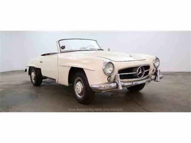 1960 Mercedes-Benz 190SL   1011477