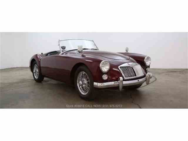 1960 MG Antique | 1011482