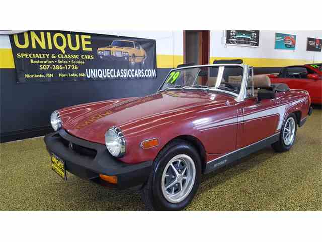 Classic Mg Midget For Sale On Classiccars Com Available