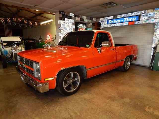 1987 Chevrolet Silverado | 1011491