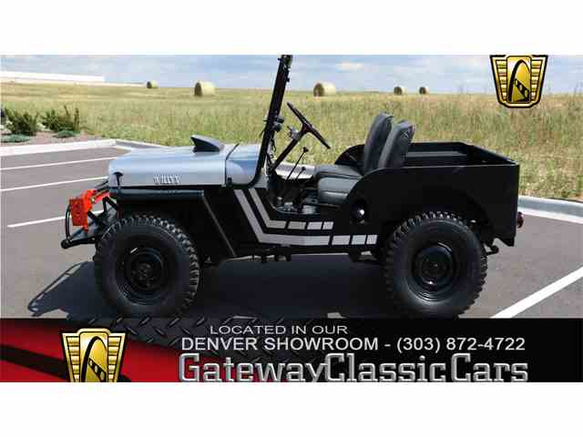 1950 Willys Jeep | 1011494
