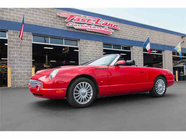 2004 Ford Thunderbird | 1011497