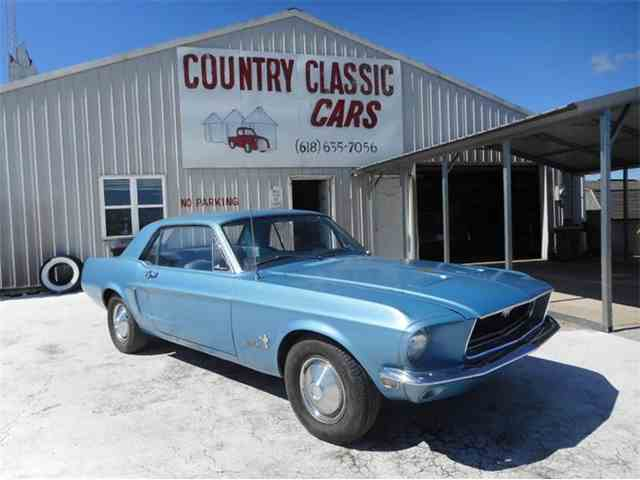 1968 Ford Mustang | 1011505