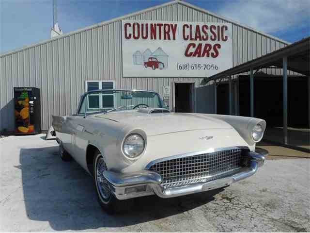 1957 Ford Thunderbird | 1011506