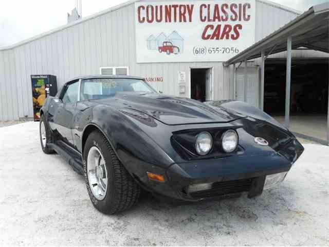 1973 Chevrolet Corvette | 1011509