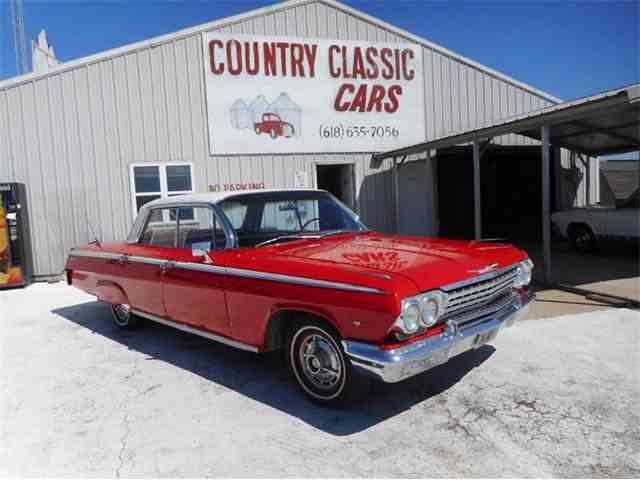 1962 Chevrolet Impala   1011512