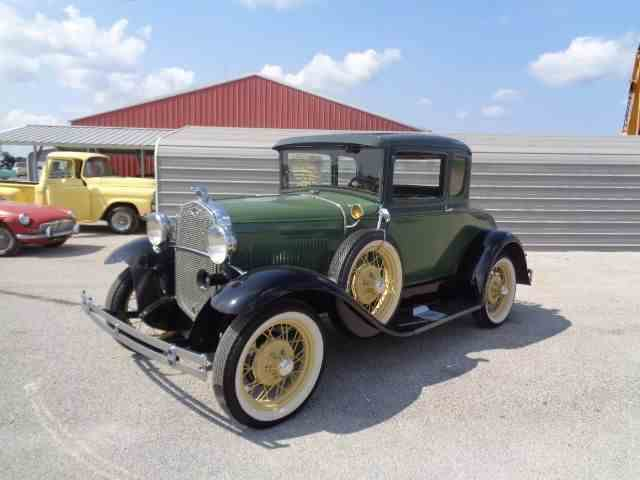 1931 Ford Model A | 1011514