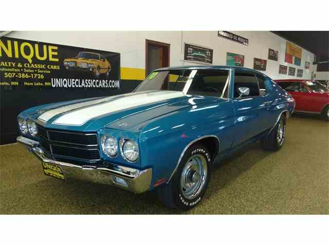 1970 Chevrolet Chevelle | 1011515