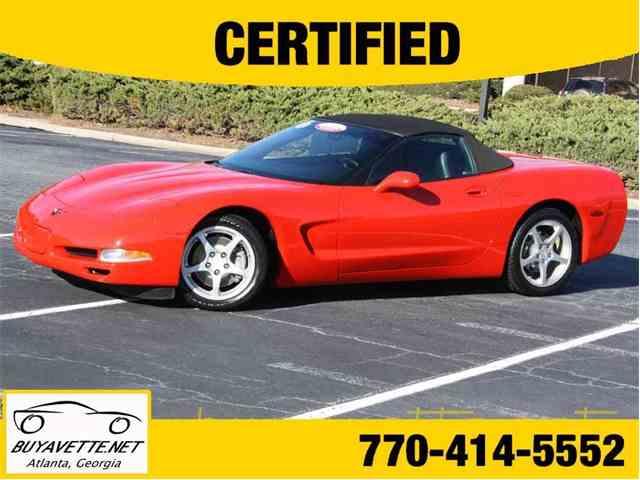 2004 Chevrolet Corvette | 1011516