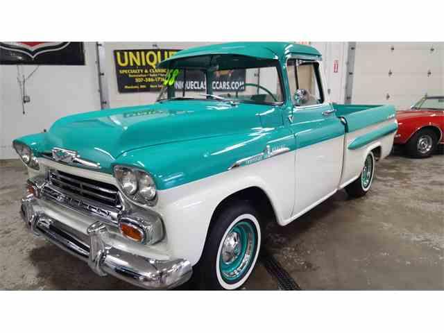 1958 Chevrolet Apache | 1011521