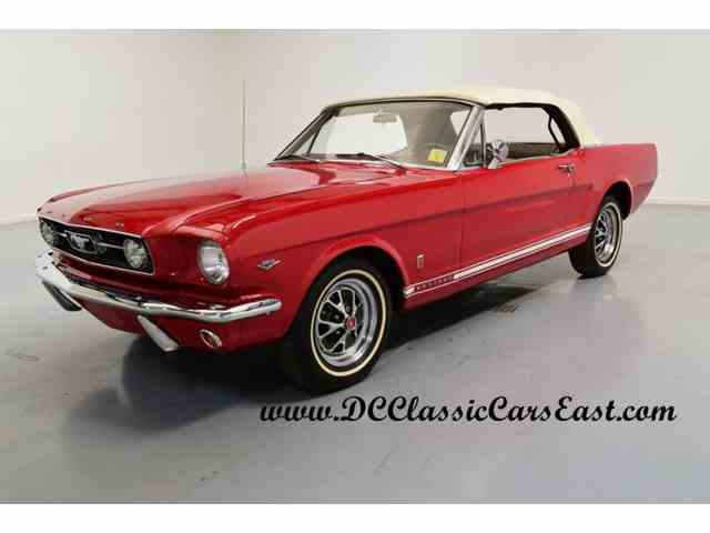 1966 Ford Mustang | 1011527