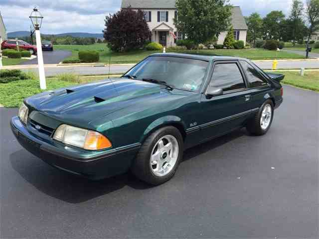 1991 Ford Mustang | 1011534